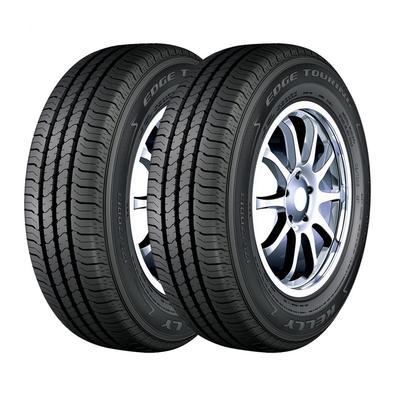 O novo Kelly Edge Touring é um pneu desenvolvido para carros de baixa a média potência. Seu desempenho em pistas molhadas é de até 20% superior, se co