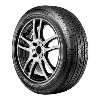 O pneu Ecopia EP150 foi desenvolvido para veículos intermediários e é um pneu de baixa resistência ao rolamento, projetado para oferecer excelente eco