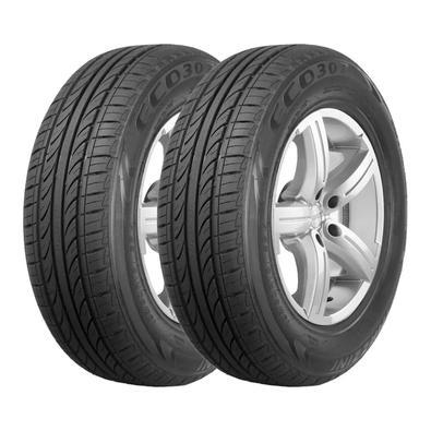 O modelo Eco-307 foi desenvolvido para veículos médios e grandes esse pneu oferece no momento da compra um excelente custo-benefício. Em seu uso diári
