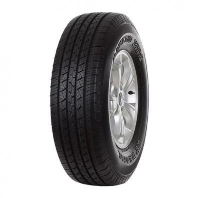 Um pneu premium com um design de banda superior, o modelo Savero HT-2 proporciona incomparável dirigibilidade e controle em condições de pisos secos e