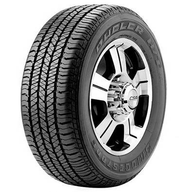 Pneu 265/65R17 Bridgestone Dueler H/T 684 II 112S ÍNDICE DE CARGA: 112 (1120 Kg) ÍNDICE DE VELOCIDADE: S (180 Km/h) DESCRIÇÃO: A Bridgestone é uma emp