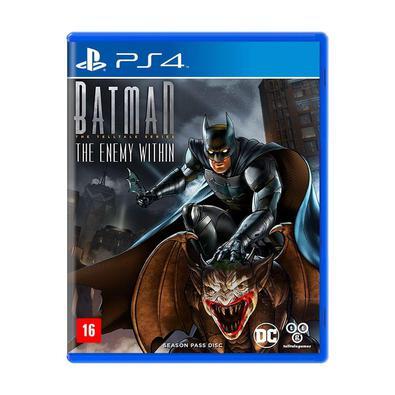 Batman: The Enemy Within é o início da Segunda temporada da série focada em um dos principais heróis da DC Comics. O título segue a clássica fórmula d
