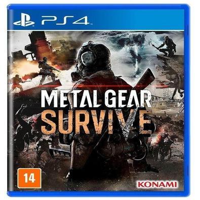 Metal Gear Survive é um spin-off de Metal Gear Solid V: The Phantom Pain, trazendo o modo de sobrevivência para a franquia da Konami. Agora o game tra
