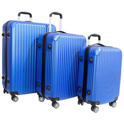 Deixe sua viagem mais completa O conjunto de malas da Nagano é ideal para organizar suas roupas e acessórios em viagens de curta ou longa duração. Lin