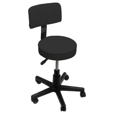 A Cadeira Mocho NAGANO é uma opção simples e versátil, que pode ser usada em diversos tipos de ambiente. Tem material fácil de limpar e é super resist