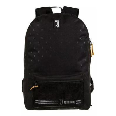 Mochila Juvenil Juventus com Necessaire Exclusiva 11663   Mochila super espaçosa, possui dois bolsos porta-garrafas. Logo alto relevo em emborrachado.