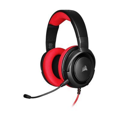 O Headset Gamer Corsair HS35 Stereo traz aos usuários uma experiência de áudio incomparável em seus jogos, oferecendo leveza e conforto para seus mome