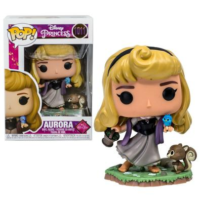 Funko Pop!PrincessAurora -Princess Ariel ,POP vinyl da Funko! - Boneco de aproximadamente 10cm, vai com a caixa Confira os outros Pop! da Marvel,