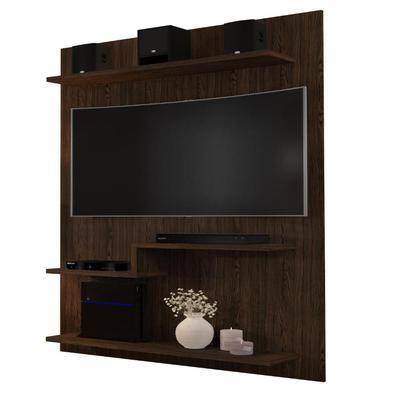 Painel Pra Tv Pallazio Plus - Freijó - Rpm Móveis