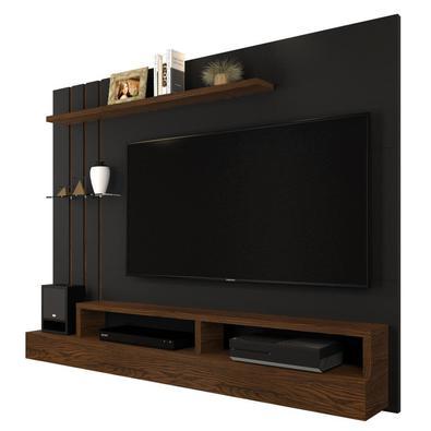 O rack com painel para TV Outlet da Móveis Jaci é ideal para quem busca um móvel de altíssima qualidade. Sua sala de estar não será mais a mesma agreg