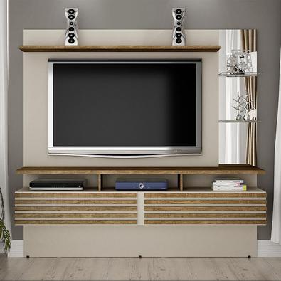 O Home Suspenso Miami é ideal para sua sala! Com design moderno, ele irá agregar muito mais charme e requinte ao seu ambiente.