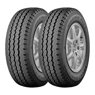 O pneu TR-652 foi projetado com uma estrutura robusta para maior durabilidade. Sua parede lateral grossa oferece boa resistência e melhor dirigibilida