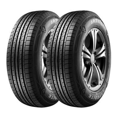 O pneu RL101 da Aptany foi produzido com alta tecnologia, possuindo baixa resistência ao rolamento e desenho simétrico, proporciona uma direção equili
