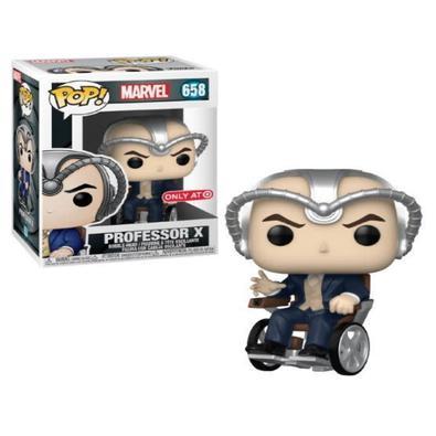 Funko Pop!Professor X With Cerebro - Produto Importado, em estoque - Marvel,POP vinyl da Funko! - Boneco de aproximadamente 10cm, vai com a caixa Co