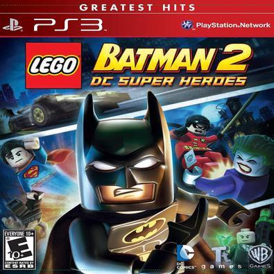 LEGO BATMAN 2: DC SUPER HEROES - PS3 Prepare-se para embarcar nesta incrível sequência com seus super-heróis prediletos no estilo LEGO! Com muito mais