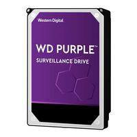 O armazenamento de vigilância WD Purple ™ foi desenvolvido para suportar até 64 câmeras por unidade e foi projetado para sistemas de segurança de vigi