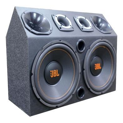 Com essa caixa você poderá ouvir todos os tipos de som com uma alta qualidade aliada a uma enorme potência sonora, através deste sistema você poderá r