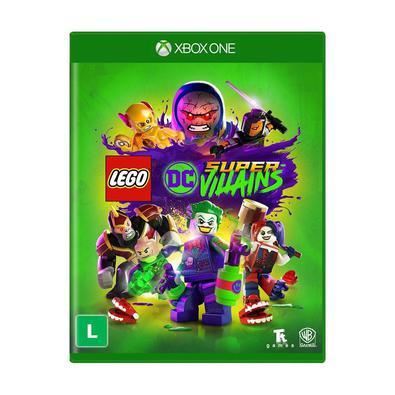 LEGO DC Super-Villains é um jogo de aventura em terceira pessoa que insere o jogador em um mundo aberto repleto de personagens conhecidos da DC Comics