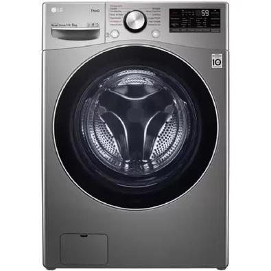 Lavadora e Secadora LG Smart 14kg Inox 220V WD14EGS62ANos dias de hoje, qualquer item que proporcione praticidade à nossa casa é super bem vindo não é