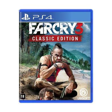Em Far Cry 3 você encarna Jason Brody, que se encontra em uma misteriosa ilha para registrar a milícia que trabalha perto de um vilarejo local. Entret