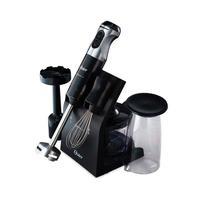 O Mixer MultiPower Elegance Oster® é potência total! Muito mais que um mixer! Com 350 W de potência, acompanha um kit com acessórios para triturar, mo
