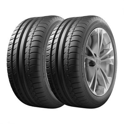 RÁPIDO E SEGURO : O PNEU DE REFERÊNCIA DA PORSCHE O pneu de referência da Porsche MICHELIN é o Worldwide Cooperation Partner da Porsche , o primeiro f