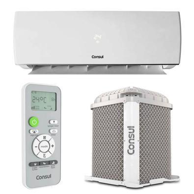 Ar Condicionado Split ConsulMaxi 12000 BTU Frio 220V CBO12CBBNACurta o verão do jeito que você merece, com o ar condicionado Consul você passa os dias