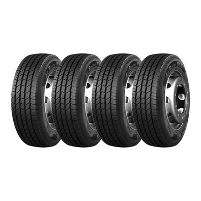 Os pneus WSR1 da Westlake possuem: -Banda de rodagem mais larga de 5 raias projetada por computação gráfica proporcionam estabilidade direcional. -Des