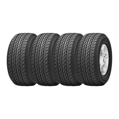 O Hankook Dynamic RA03 é um pneu com tecnologia de sílica, que diminui o atrito com o solo e favorece o aumento de velocidade, é resistente a aquaplan