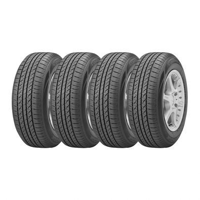 Sobre o Modelo:    O pneu Optimo H724 oferece os seguintes recursos:  Adequado para uma grande variedade de tipos de carros, o HANKOOK OPTIMO H724 pos