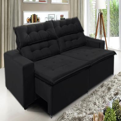 Procurando um estofado amplo, confortável, bonito e que combine com seu ambiente? Conheça o Sofá Concepit. Sua estrutura desenvolvida em madeira de eu