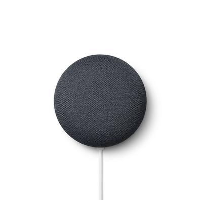 Google Nest Mini pequeno e poderoso. Obtenha ajuda com as mãos livres em qualquer divisão. O Google Home Mini possui o Google Assistant embutido, para