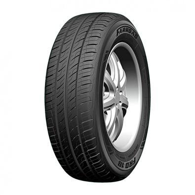 Desenvolvido para equipar carros pequenos e médios, o pneu Farroad FRD18 é um modelo simples e que ao mesmo tempo consegue entregar segurança, confort