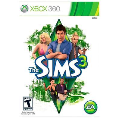 JOGO MÍDIA FÍSICA, NOVO E LACRADO, ORIGINAL -  The Sims 3 é a continuação do mais famoso simulador de vida, desenvolvido pela Maxis.O primeiro título