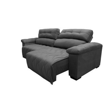 Um modelo exclusivo e requintado, o sofá Cama inBox Top é um modelo maravilhoso. Com design único e inovador, todo o seu assento é feito com bordado p