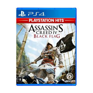 Assassin's Creed IV Black Flag - PlayStation 4 · Em 1715, quando os piratas estabeleceram uma república sem lei no Caribe e governaram a terra e os ma