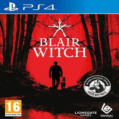 JOGO MÍDIA FÍSICA, NOVO E LACRADO, ORIGINAL -  Inspirado pela tradição cinematográfica da Bruxa de Blair, experimente um novo jogo de terror psicológi