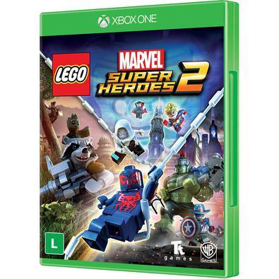 JOGO MÍ,DIA FÍ,SICA, NOVO E LACRADO, ORIGINAL - ,Lego Marvel Super Heroes 2 é, uma nova aventura original e sequê,ncia do grande sucesso Lego Marvel S