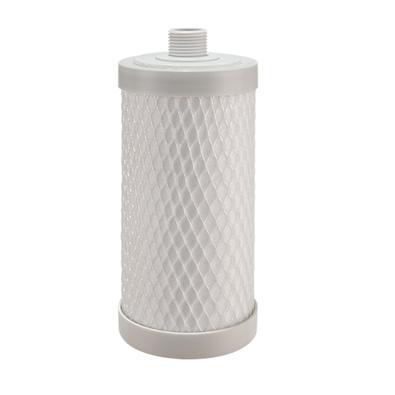 Função:Reduzir a sujeira bem como o cloro, cheiro e gostodesagradável da água.Funcionamento do elemento filtrante:Os elementos filtrantes Hidro Pro Ca