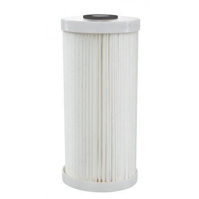 O elemento filtrante Plissado é produzido com uma manta filtrante de poliéster, altamente eficiente da redução das partículas de sujeiras suspensas na