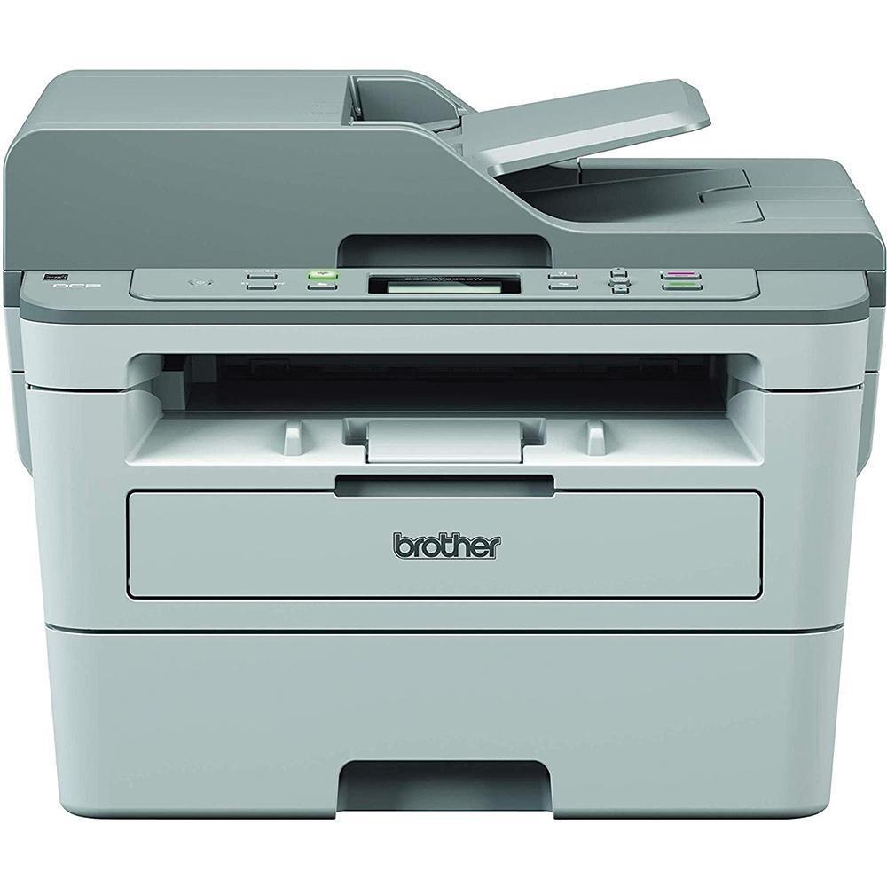 Imagem de Impressora Multifuncional Brother Laser Mono Duplex DCP-B7535DW