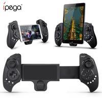 Suporta a grande maioria dos grandes jogos e jogos de simulador; Suporta Bluetooth; Telescópica suporte para 5-10 polegada telefones; ele pode ser usa