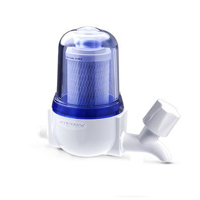 DADOS TÉCNICOS:Filtro de 5 para PONTO DE USO (POU). Instale o filtro ACQUA 5 em qualquer ponto que necessite de água limpa, sem excesso de cloro e
