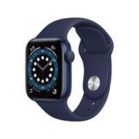 APPLE WATCH SERIES 6 - GPS, 40 MM ALUMÍNIO AZUL DEEP NAVY Monitore ainda mais sua saúde com o Apple Watch Series 6 . A Série 6 adiciona oximetria de p