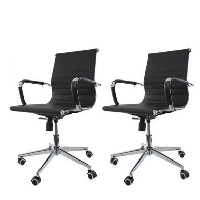 Cadeira Para Escritó,rio Diretor Stripes Esteirinha Charles Eames EiffelPara quem deseja garantir mais conforto no dia a dia de trabalho, e ainda dar