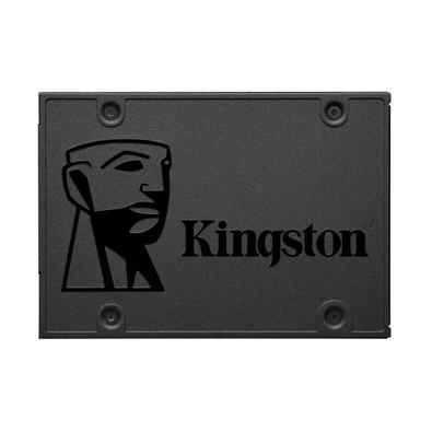 O SSD Kingston A400 120GB foi desenvolvido para aumentar drasticamente a resposta de seu computador. O SSD traz um desempenho de até 10x mais velocida