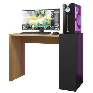 Uau! Olha só essa novidade para o seu setup gamer! A Mesa Magicfoi exclusivamente projetada para agregar ao seu setup, sendo uma mesa totalmente espa