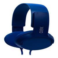 Fica fácil querer um OEX Teen para chamar de seu! Em duas opções de cores, este headphone conta com haste resistente e ajustável e conexão P2 (3.5mm),