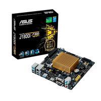 Placa mãe Intel Celeron J1800 com CPU SoC de ótimo custo-benefício e compacta com HDMI e USB 3.0 possui um processador Intel Celeron J1800 Dual-Core P