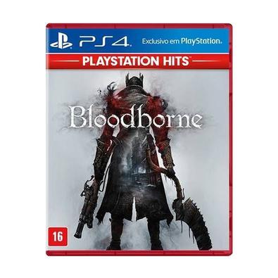 Bloodborne Hits - PlayStation 4 · Uma Obra Prima Macabra. · Inteligente e Intenso, é simplesmente o melhor jogo exclusivo do Ps4. · Cativante e totalm